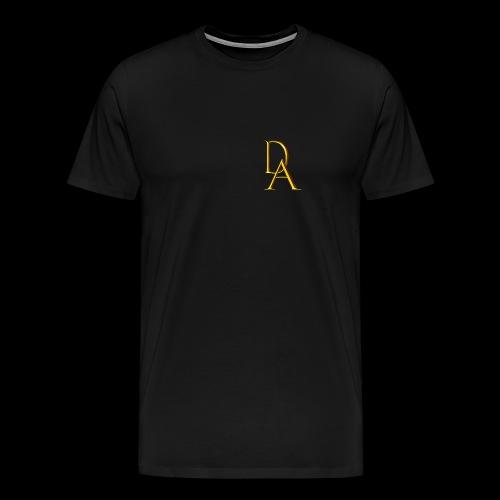 DA gold - Men's Premium T-Shirt