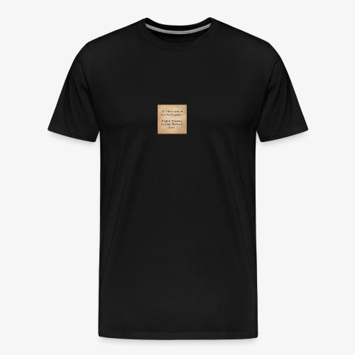 Libra - Men's Premium T-Shirt