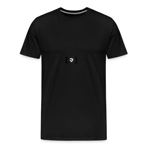 youtube logo t shirt - Men's Premium T-Shirt