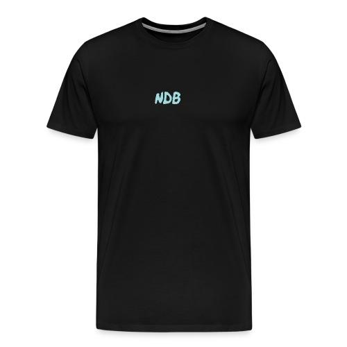 ndb - Men's Premium T-Shirt