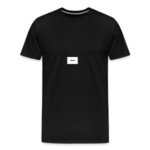 Youtube name - Men's Premium T-Shirt