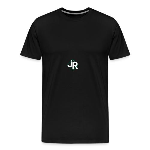 J. R. Swab Logo - Men's Premium T-Shirt