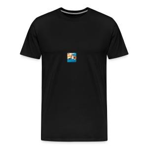 6068831f291afc86bf77f0ce407f4e04 - Men's Premium T-Shirt