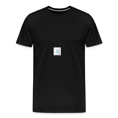 Coffee feels me - Men's Premium T-Shirt