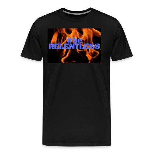 relentless blue - Men's Premium T-Shirt