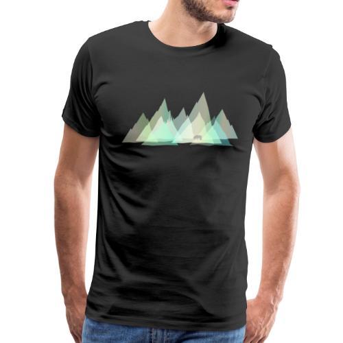 Mountains Spirit - Men's Premium T-Shirt