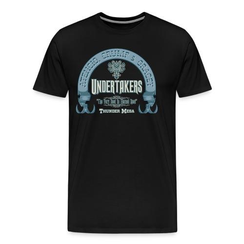 Atencio, Crump & Gracey - Undertakers - Men's Premium T-Shirt