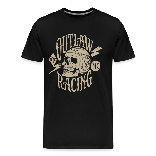 Outlaw Racing - Men's Premium T-Shirt