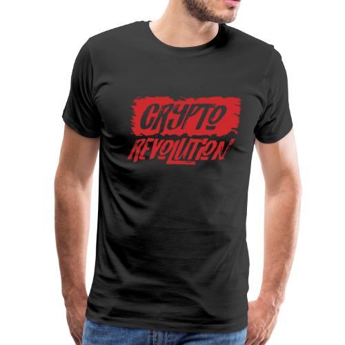 Crypto Revolution I - Men's Premium T-Shirt