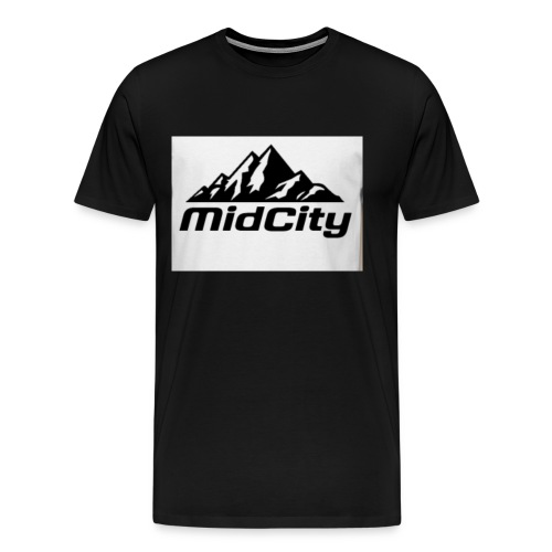 MidCity Apparel - Men's Premium T-Shirt
