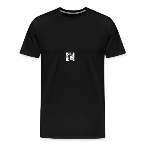 silly bananas - Men's Premium T-Shirt