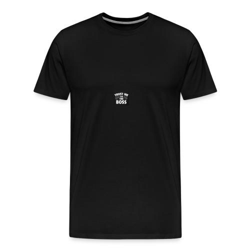 images 2 boss for life ayye hhnjfffggghhhhhhjjugdg - Men's Premium T-Shirt