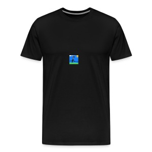 Epic Small Drawing - Men's Premium T-Shirt
