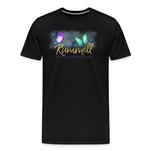 Rummell Memorial Scholarship Fund - Men's Premium T-Shirt
