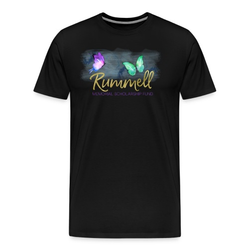 Rummell Memorial Scholarship Fund - Men's Premium T-Shirt