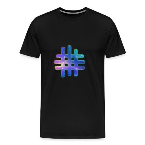 MWF GALAXY LOGO - Men's Premium T-Shirt