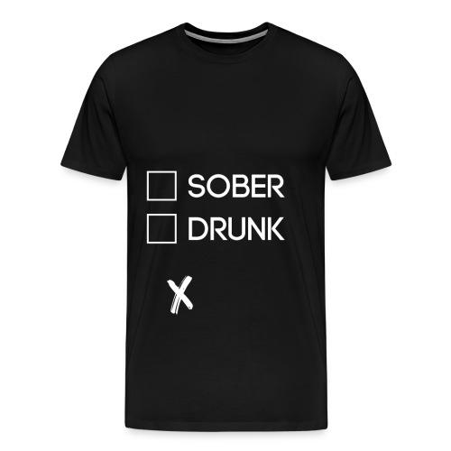 Drunk Test - Men's Premium T-Shirt