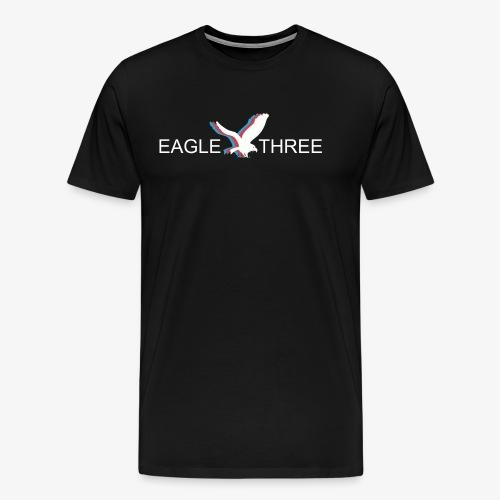 EAGLE THREE APPAREL - Men's Premium T-Shirt