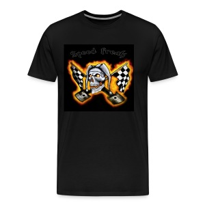 SPEED FREAK - Men's Premium T-Shirt