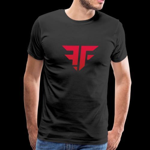 Fearless Foster Logo - Men's Premium T-Shirt