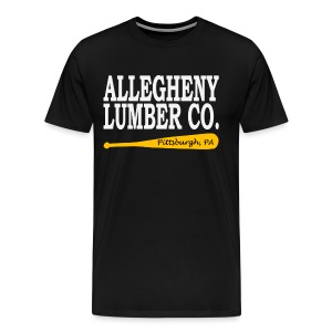 Allegheny Lumber Company - Men's Premium T-Shirt