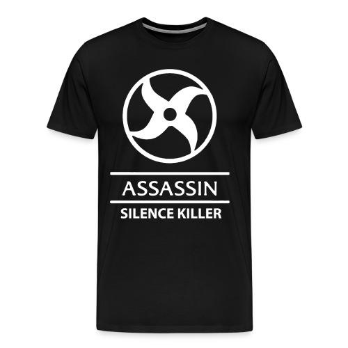 Mobile Legends Assassin white - Men's Premium T-Shirt