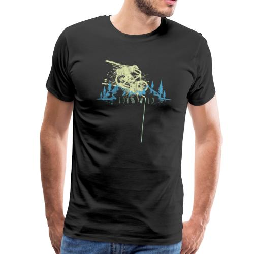 Wild Ride - Men's Premium T-Shirt