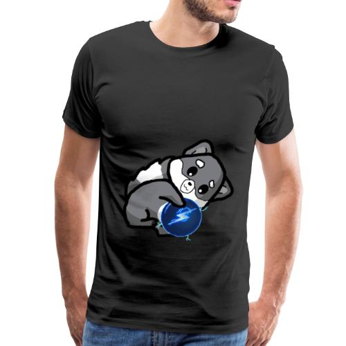 Eluketric's Zapp - Men's Premium T-Shirt