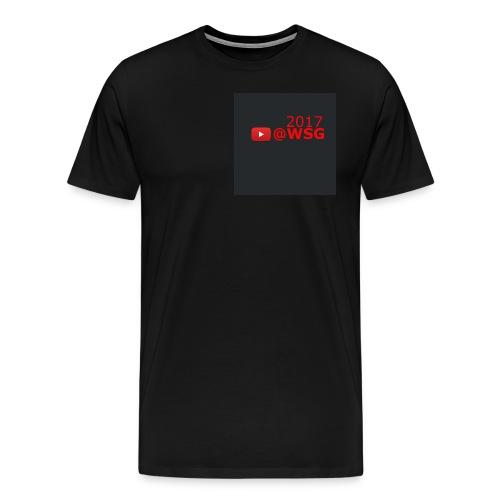 WSG 2017 - Men's Premium T-Shirt