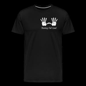 Thinking Out Loud - Men's Premium T-Shirt