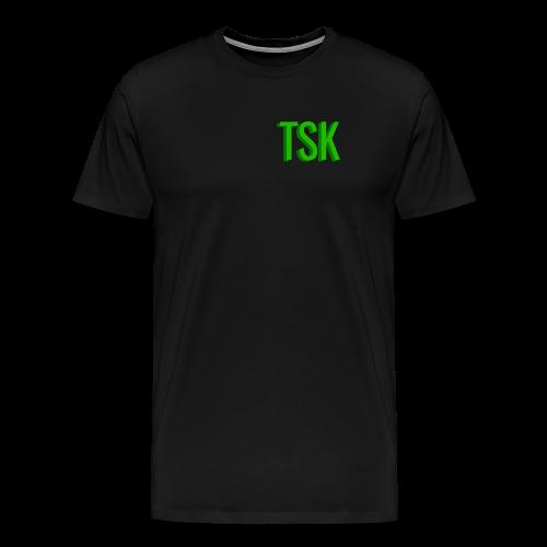 Meget simpel TSK trøje - Men's Premium T-Shirt