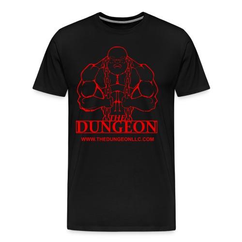 Dungeon Red - Men's Premium T-Shirt