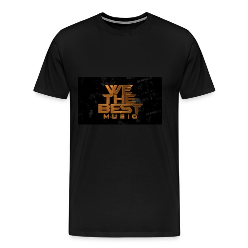 We The Best Music - Men's Premium T-Shirt
