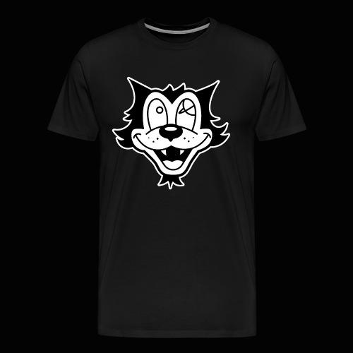 Classic Cat - Men's Premium T-Shirt