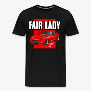240z fair lady - Men's Premium T-Shirt
