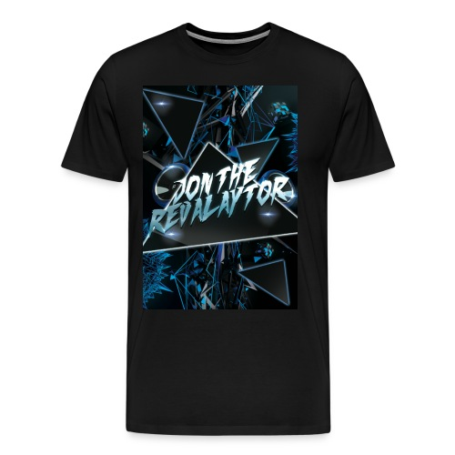 Wait for the drop Revalaytor series T-SHIRT - Men's Premium T-Shirt