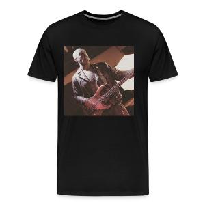 Reptilian Bass - Men's Premium T-Shirt