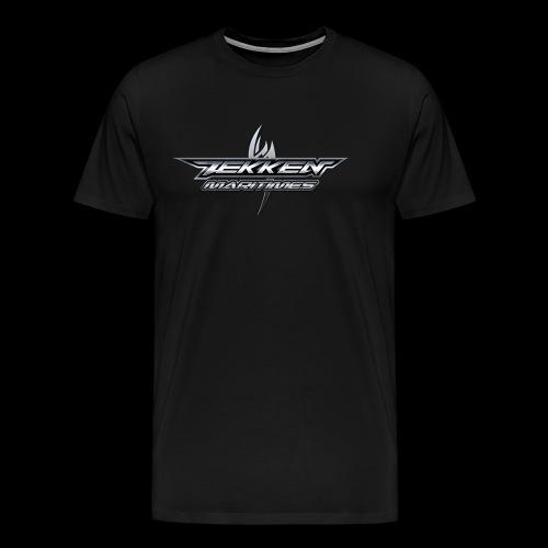 Tekken Maritimes Logo transparent - Men's Premium T-Shirt