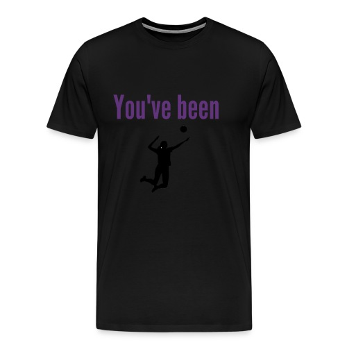 RIX You've been served - Men's Premium T-Shirt