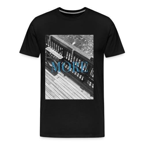 Pier - Men's Premium T-Shirt