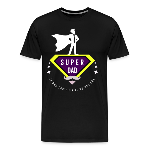 Father's Day - Men's Premium T-Shirt