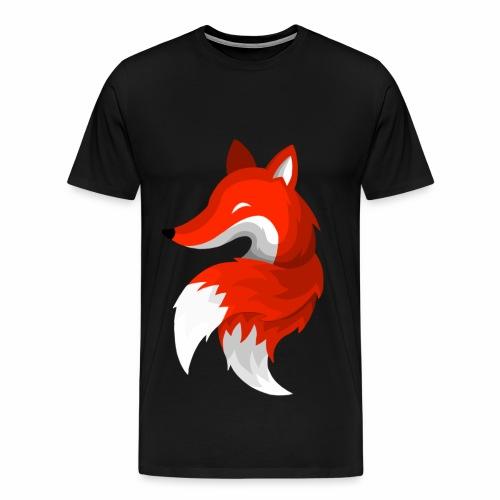 Fox squad - Men's Premium T-Shirt