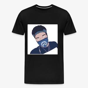 quasnoso merch - Men's Premium T-Shirt