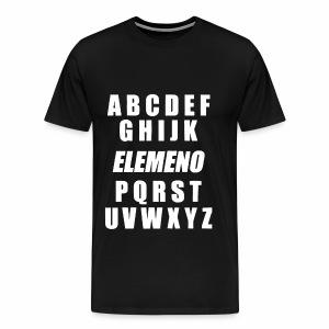 ABC Elemeno - Men's Premium T-Shirt