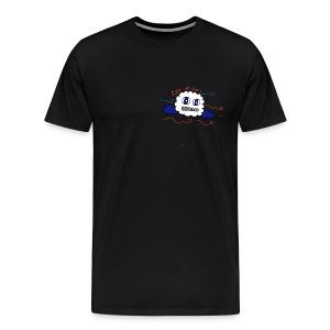 Let it go cloud - Men's Premium T-Shirt