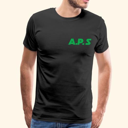 APS Green - Men's Premium T-Shirt