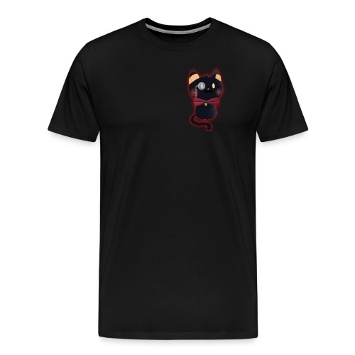 Dapper DefCat - Men's Premium T-Shirt