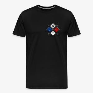 RTQC Logo - T-shirt premium pour hommes