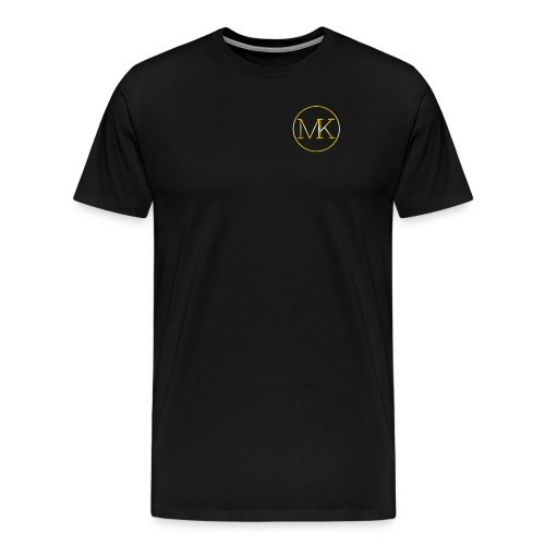 24MK (Black Tee-Shirt) - Men's Premium T-Shirt