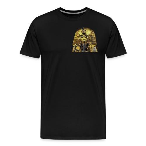 Tutankhamun Pharaoh of Egypt Products and T-shirts - Men's Premium T-Shirt